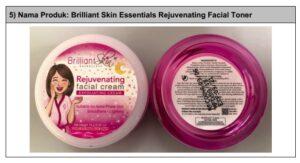 Read more about the article Brilliant Skin Bahaya! Sudah Diharamkan KKM.